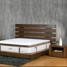 Classic Wooden Bed