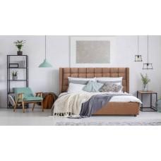 Fabric Cushion Y Elegant Look King Bed