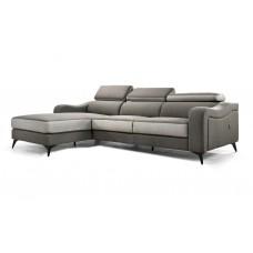 3L Adjustable Headrest Sofa
