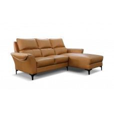 3L Half Leather Sofa