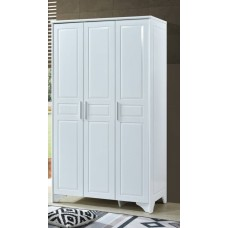 MIYA-82 3 Door Wardrobe