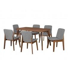 Hermes Dining Set  ( 1+6 )